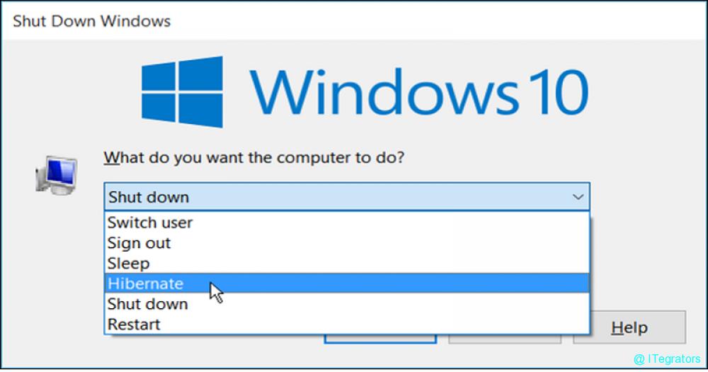 How to add hibernate to the windows 10 start menu smarter how to add hibernate to the windows 10 start menu ccuart Gallery